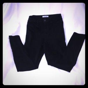 Refuge black jeans/Jeggings Size 6